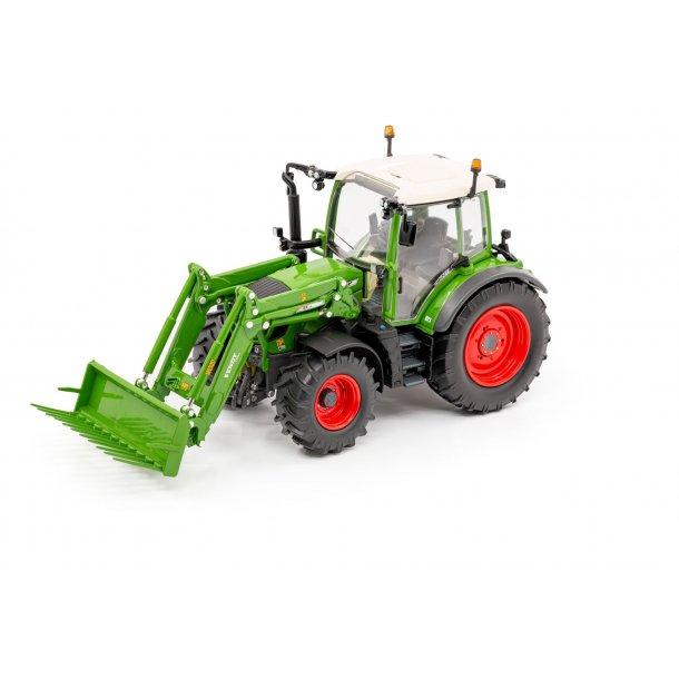 Fendt 313 Vario med frontlæsser traktor 1/32 USK