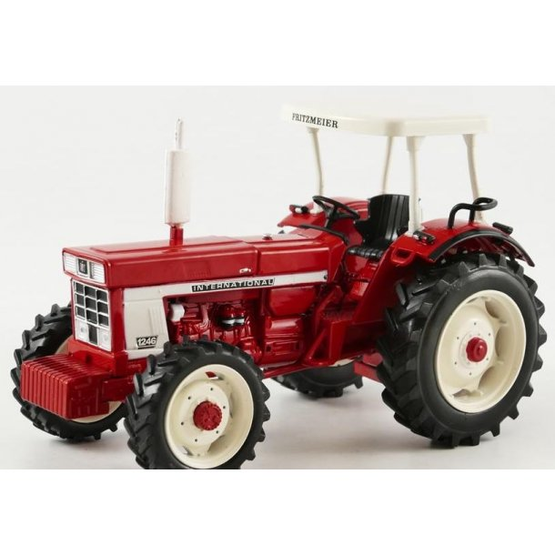International IH 1246 Fritzmeier bøjle traktor limited edition 1500 stk 1/32 Replicagri