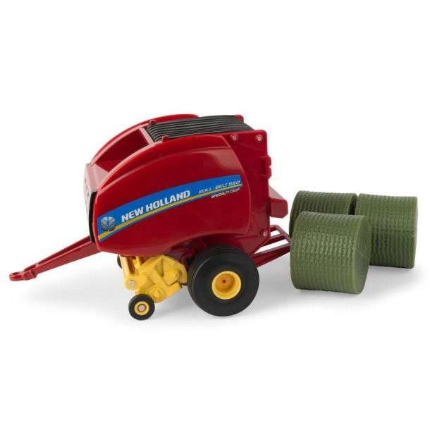 New Holland Roll-Belt 560 rundballepresser 1/32 Ertl