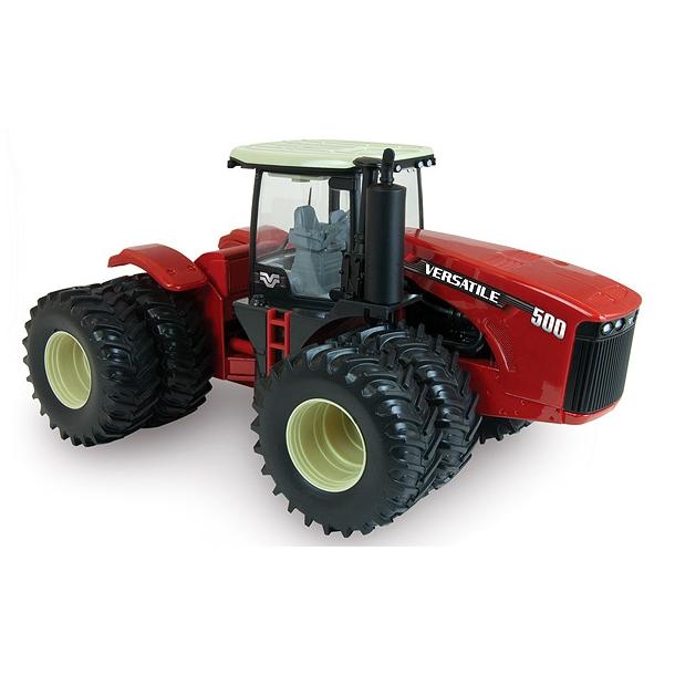 Versatile 500 med tvillinghjul traktor 1/32 Ertl / Britains