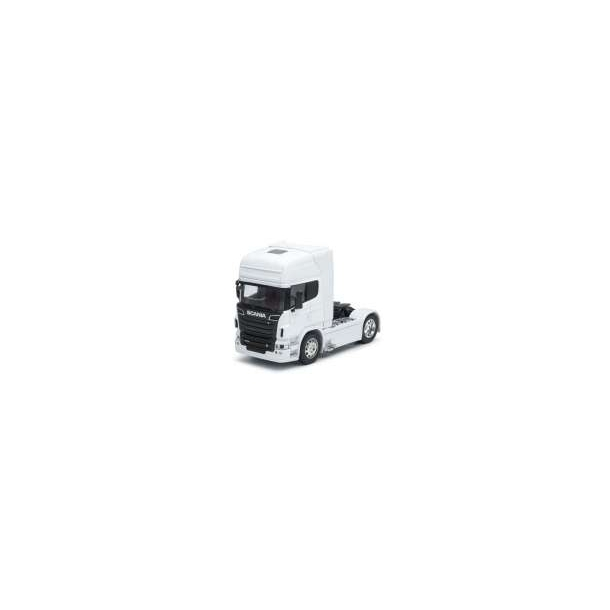 Scania V8 R730 (4x2) hvid lastbil 1/32 Welly