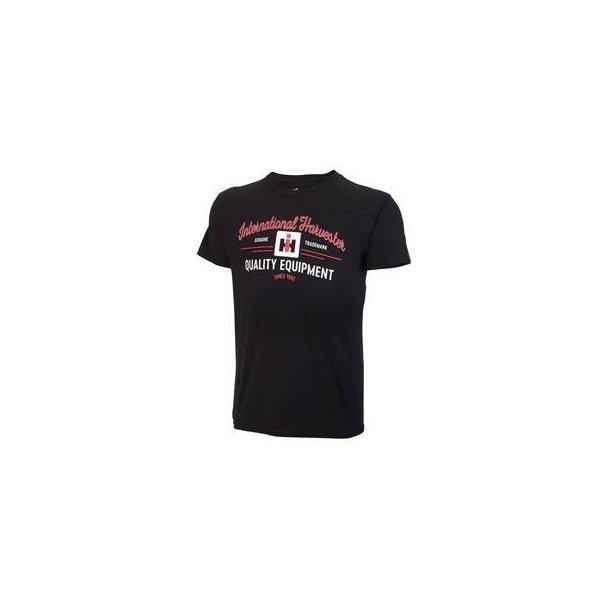 T-Shirt IH International Harvester Quality Equipment sort