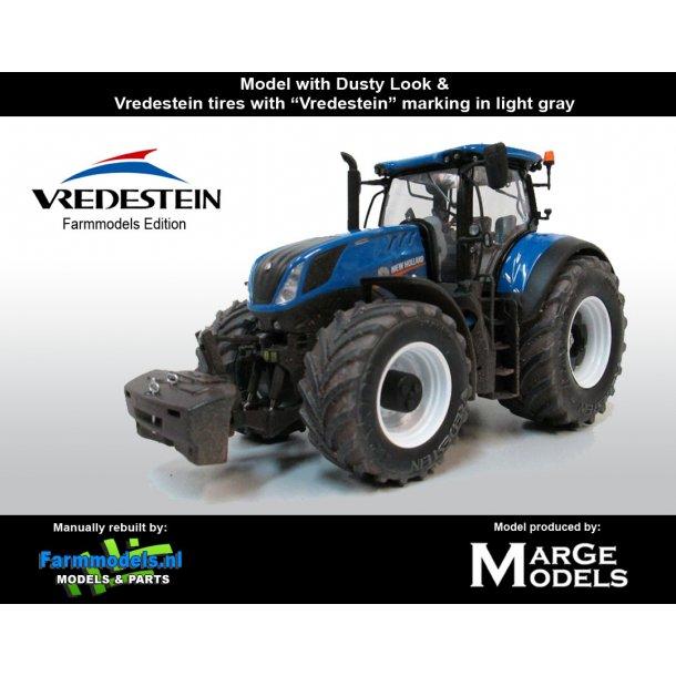 New Holland T7.315 Vredestein ed.2