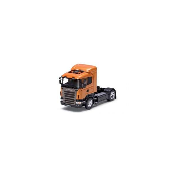 Scania R470 orange lastbil 1/32 Welly