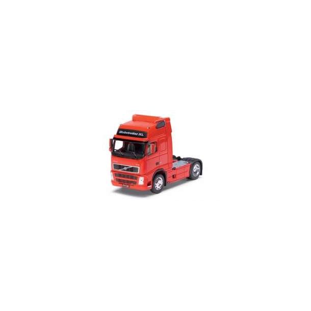 Volvo FH12 Globetrotter XL rød lastbil 1/32 Welly