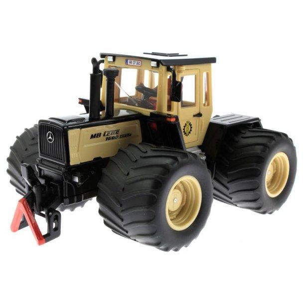 MB Trac 1600 Turbo ballondæk Traktorado 2016 Limited Edition gul traktor 1/32 Siku