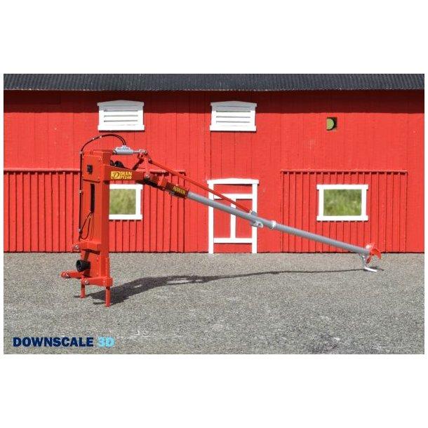 Gyllerører Duun PT 240 1/32 Downscale 3D
