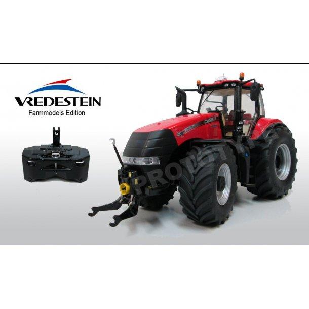 Case IH Magnum 380 CVX traktor Vredestein edition 1/32 Marge Models