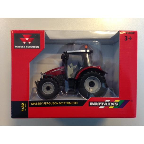 Massey Ferguson 5613 traktor 1/32 Britains