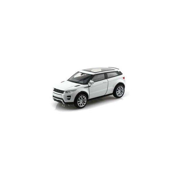 Range Rover Evoque hvid 1/34