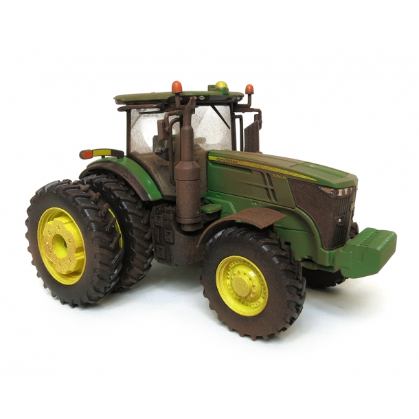 John Deere 7290R DUSTY traktor 1/32 Farmshow Edition 2015 Ertl/Britains