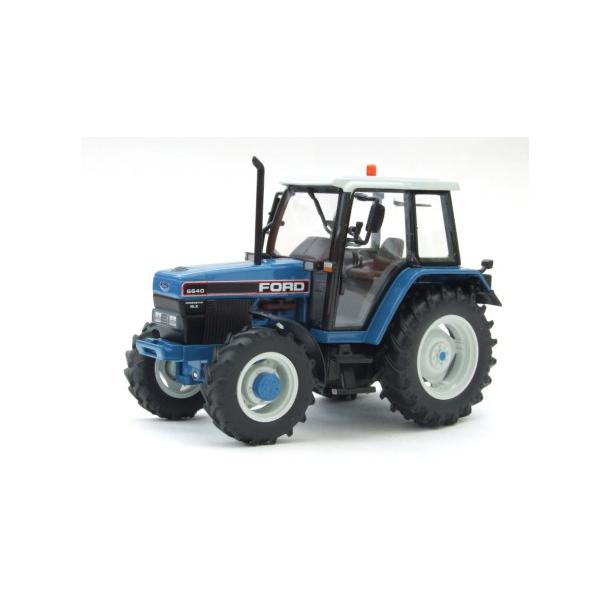 Ford 6640 SLE 4WD traktor 1/32 Imber Models