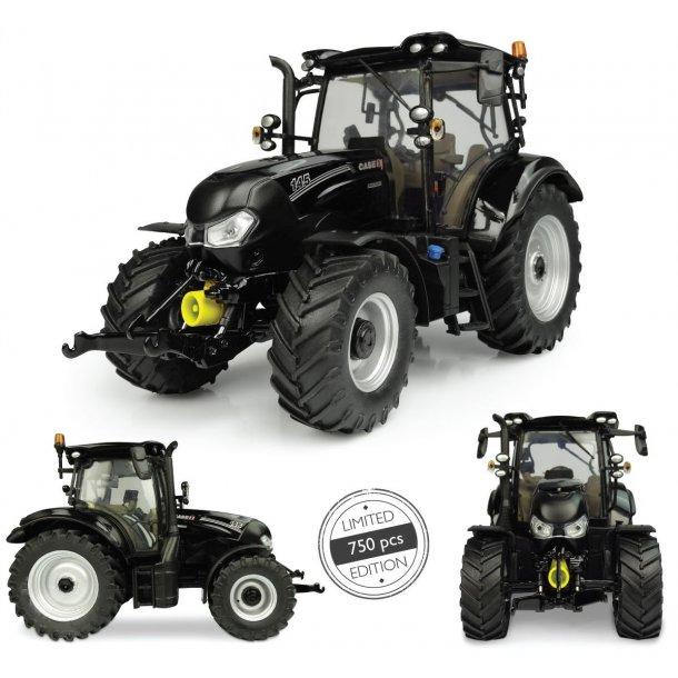 Case IH Maxxum 145 CVX   Black Beauty ltd. ed. traktor 1/32 UH Universal Hobbies