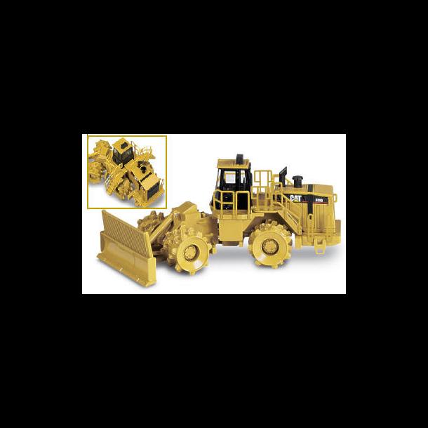 CAT 836G Compactor 1/50 Norscott