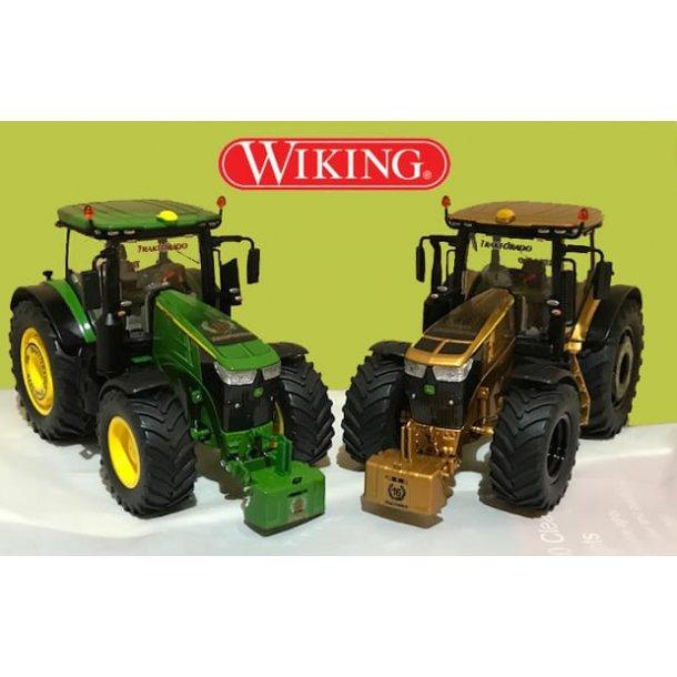 John Deere 7310R GRØN Limited Edition Traktorado 2018 Traktor 1/32 Wiking