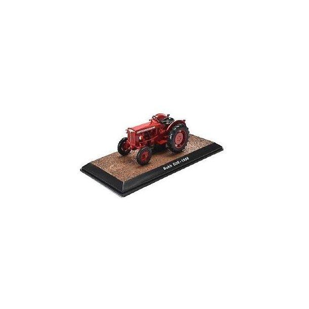 Bukh D30 1958 traktor 1/32 Atlas