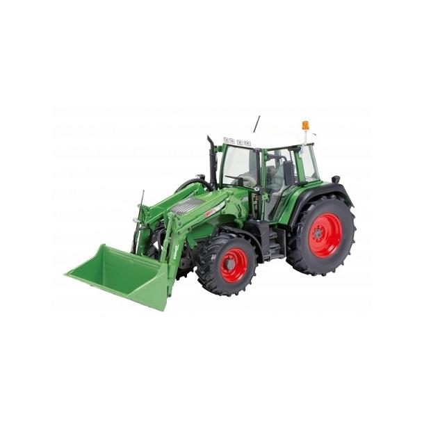 Fendt 313 traktor med frontlæsser 1/32 Schuco