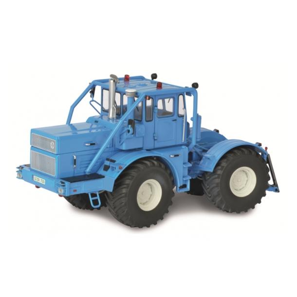 Kirovets K-700A blå traktor 1/32 Schuco