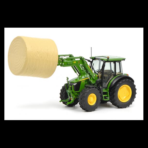 John Deere 5125R med frontlæsser traktor 1/32 Schuco