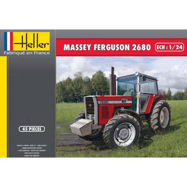 Samlesæt Massey Ferguson 2680 1/24 Heller