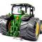 John Deere 8360 traktor med ballondæk Agritechnica model 1/32 Siku