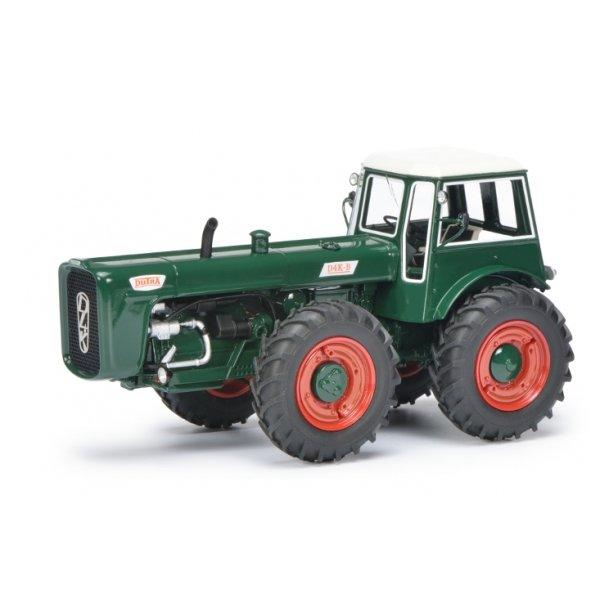 Dutra D4K grøn traktor 1/32 Schuco