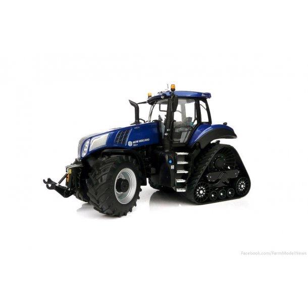 New Holland T8.435 Blue Power SmarTrax traktor 1/32 Marge Models