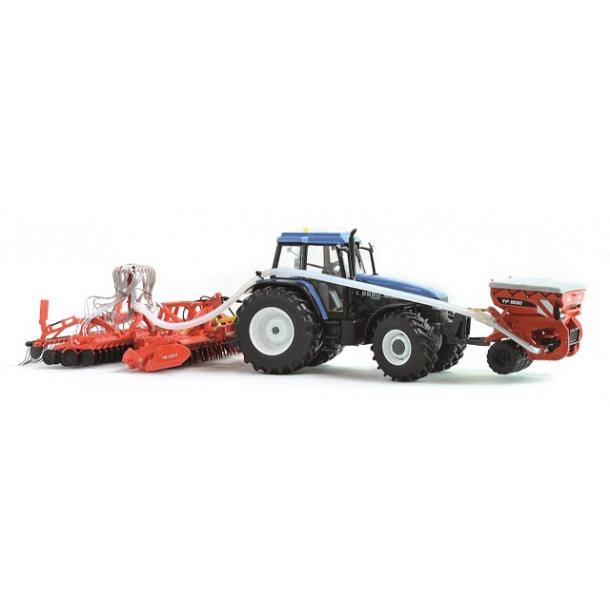 Kuhn BTF4000 + HR404 + TF1500  såsæt Replicagri 1/32