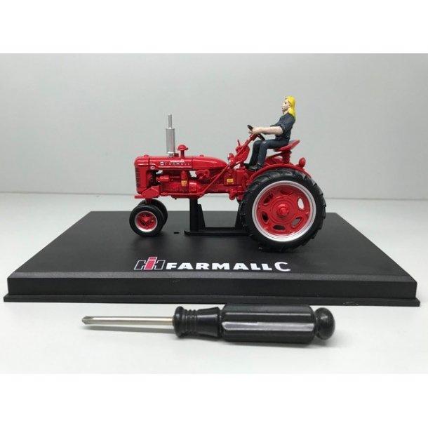 Farmall C med Row Crop sæt traktor 1/32 Replicagri
