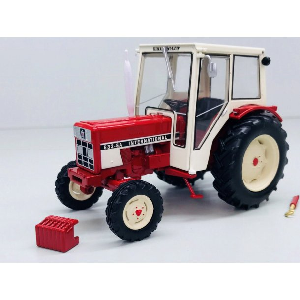 International IH 633 SA 2wd traktor 1/32 Replicagri