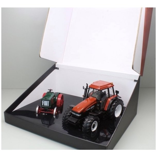 Fiat 100th Anniversary Birthday Pack traktor 1/32 Replicagri