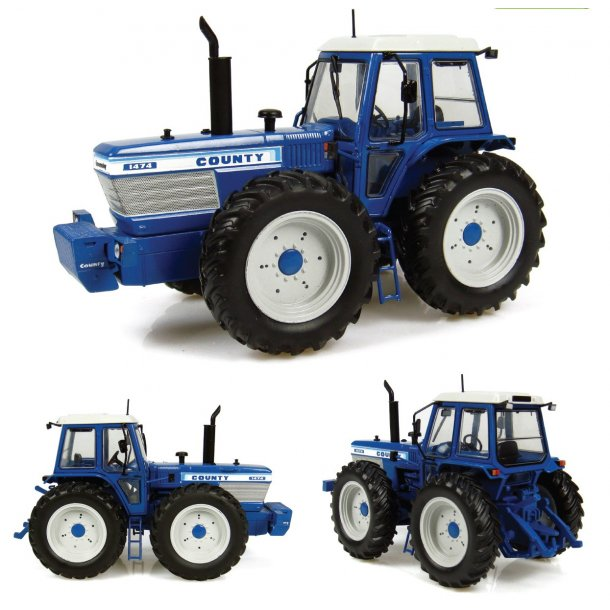 County 1474 traktor 1/32 UH Universal Hobbies