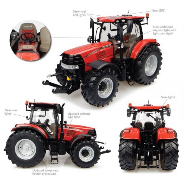 Case IH Puma CVX240 (2016) traktor 1/32 UH Universal Hobbies
