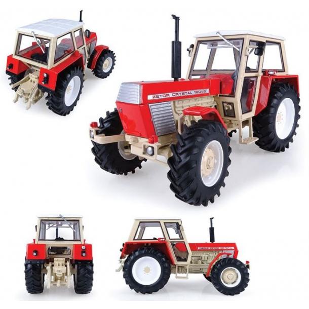 Zetor Crystal 12045 - Museum Edition traktor 1/32