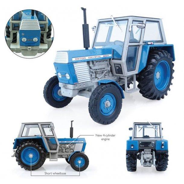 Zetor Crystal 8011 2wd traktor 1/32 UH Universal Hobbies