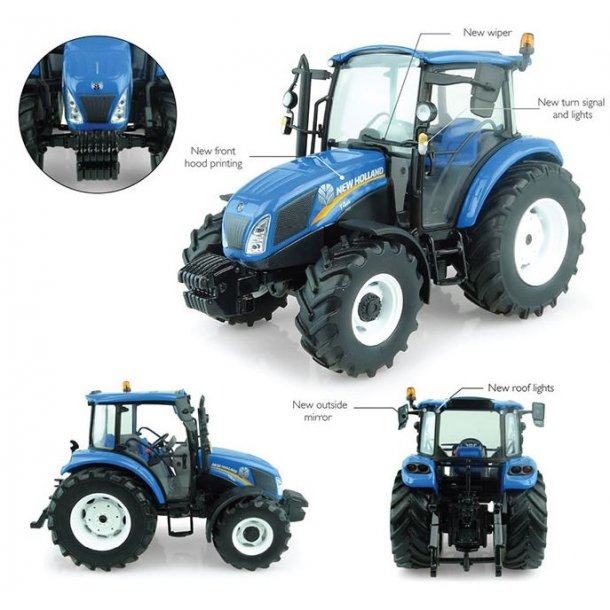 New Holland T4.65 traktor 1/32 UH Universal Hobbies