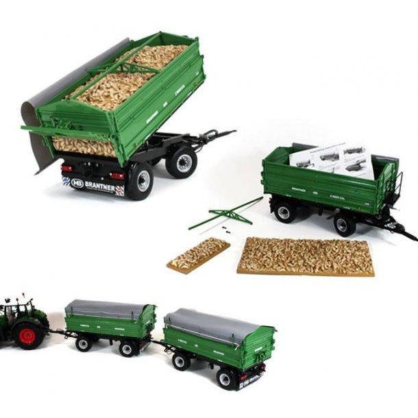 Brantner Z18051 XXL vogn med sukkerroe indlæg - Limited Edition 1000 stk UH Universal Hobbies