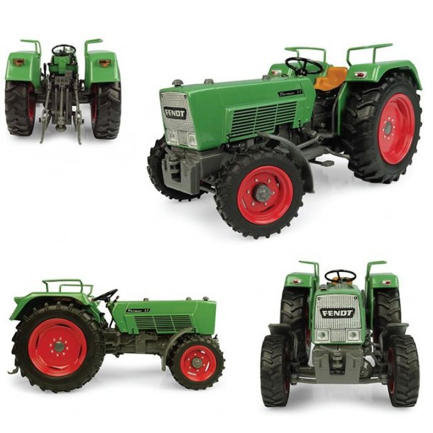 Fendt Farmer 3S 4wd traktor 1/32 Uh Universal Hobbies