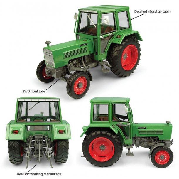 Fendt Farmer 108 LS 2wd med hus traktor 1/32 UH Universal Hobbies