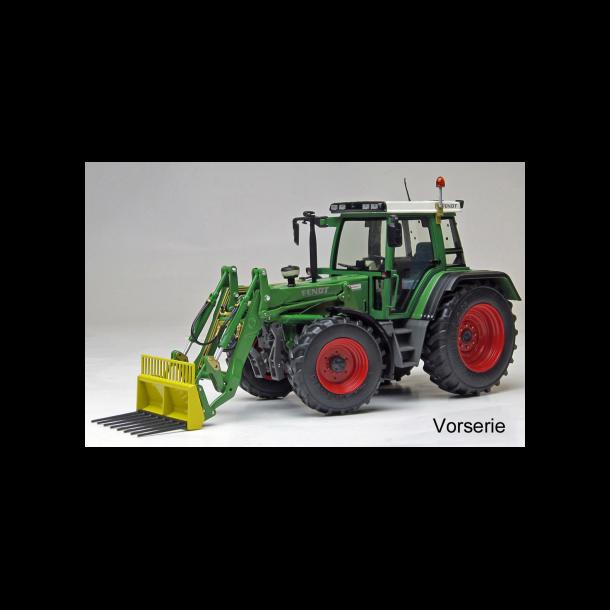 Fendt Favorit 510 C traktor med frontlæsser 1/32 Weise Toys