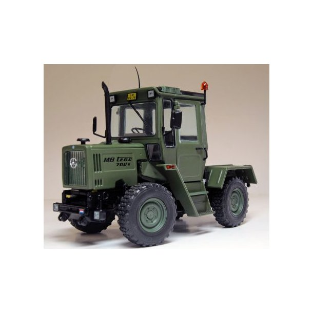 MB Trac 700 K Koninklijke Luchtmacht Bronsgroen - Limited Edition traktor 1/32 Weise Toys