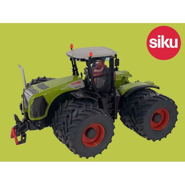 Claas Xerion 4500 med tvillinghjul- Limited edition 500 stk Traktorado 2018 1/32 Siku