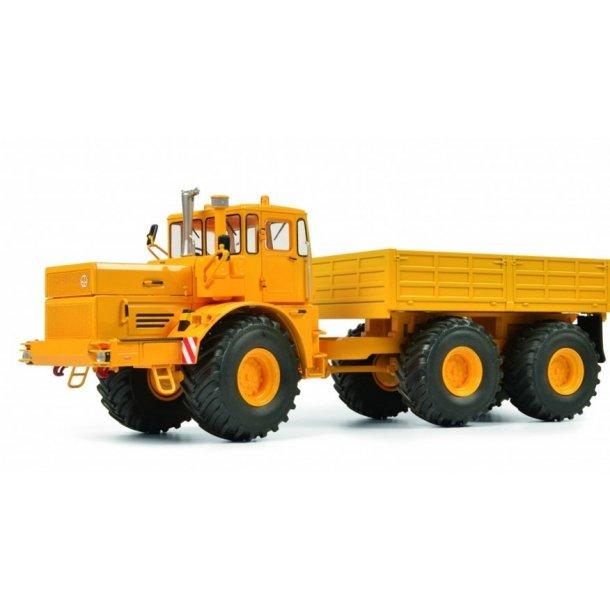 Kirovets K-700 T gul (6x2) dumper 1/32 Schuco
