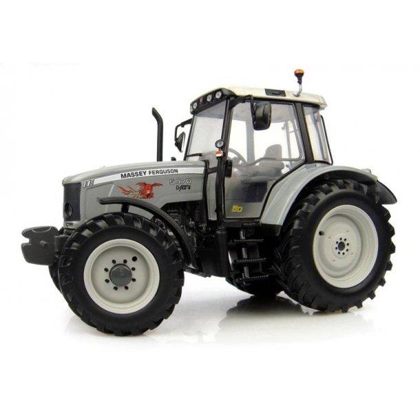 Massey Ferguson 5470 Fauchi Limited Edition grå traktor 1/32 UH Universal Hobbies