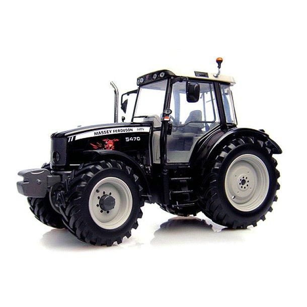 Massey Ferguson 5470 Fauchi Limited Edition sort traktor 1/32 UH Universal Hobbies