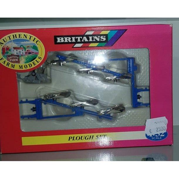 Plovsæt med frontlift 1/32 Britains brugt