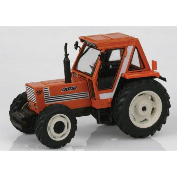 Fiat 880 DT5 orange traktor 1/32 Replicagri