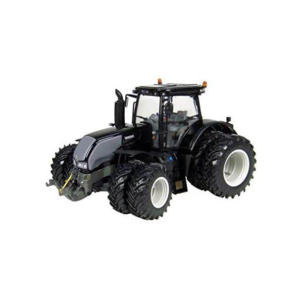 Valtra S 353 Black m/tvillinghjul traktor 1/32 UH Universal Hobbies
