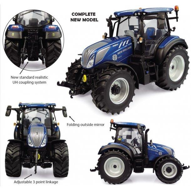 New Holland T5.140 Blue Power traktor 1/32 UH Universal Hobbies