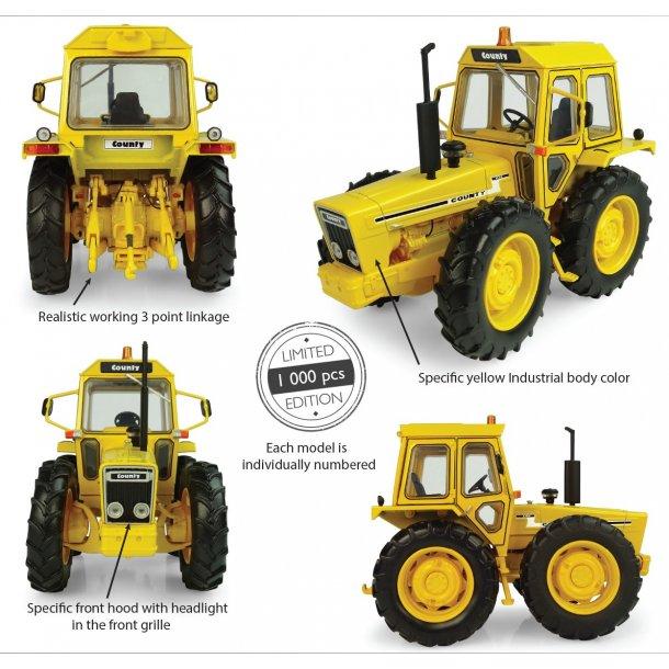 County 1174 Industrigul - Limited Edition traktor 1/32 UH Universal Hobbies